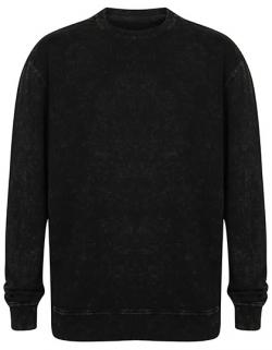 Herren  Washed Tour Sweat