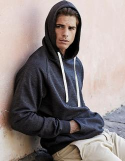 Herren Lightweight Hooded Vintage Sweatshirt