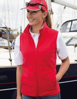 Damen Micro Fleece Gilet