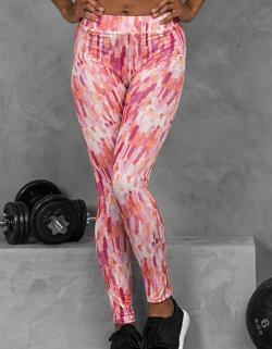 Damen Girlie Cool Printed Legging