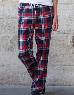 Damen Tartan Lounge Pants