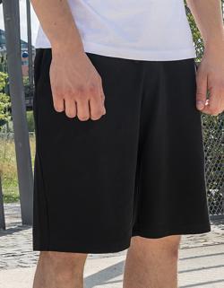 Herren Terry Shorts