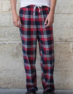 Herren Tartan Lounge Pants