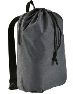 Dual Material Backpack Uptown / 30,5 x 51 x 15 cm