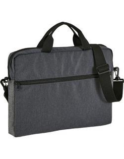 Dual Material Briefcase Porter / 40 x 29 x 5,5 cm