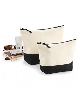 Dipped Base Canvas Accessory Bag / M ca. 3 Ltr, L ca. 5 Ltr.