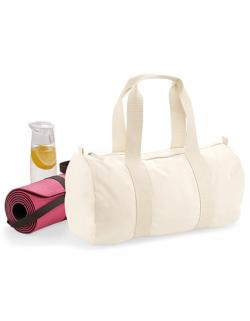 EarthAware™ Organic Barrel Bag / 50 x 25 x 25 cm