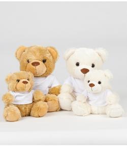 Bear in a T-Shirt / Spielzeugsicherheitsnorm EN71
