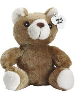 Plüsch-Teddy-Bär Barney / 18 x 20 cm