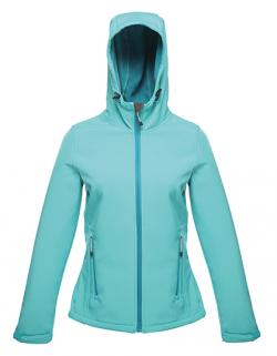 Damen Arley II Hooded Softshell