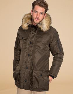 Herren  Warm and Waterproof Jacke Ryan