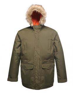 Herren Classic Parka Jacket