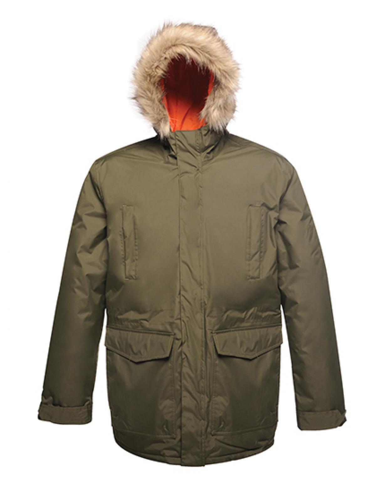 new product 8ee61 45769 Herren Classic Parka Jacket | TRA300 | Regatta