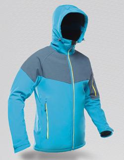 Herren X-Pro Dropzone II Reflective 3 Layer Softshell