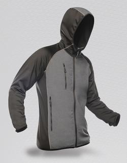 Herren X-Pro Lumen Reflective Stretch Softshell