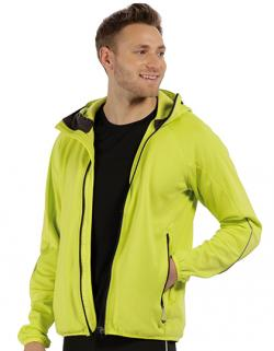 Herren Helsinki Powerstretch Jacket