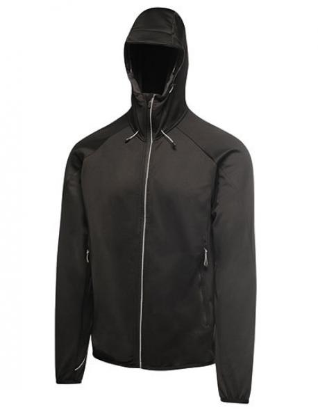 Herren Helsinki Powerstretch Jacket