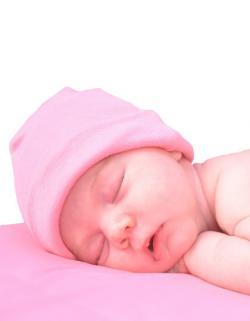 Bio Baby Hat / Bio-Baumwolle