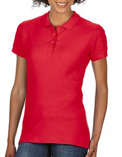 Damen Gildan Softstyle® Ladies´ Double Piqué Polo