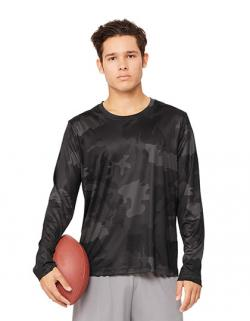 Herren Performance Long Sleeve Tee
