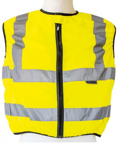 Biker Safety Vest EN ISO 20471 / Zertifiziert nach EN ISO204