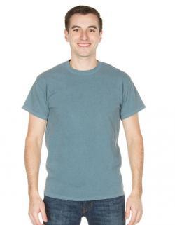 Herren Pigment Dyed T-Shirt