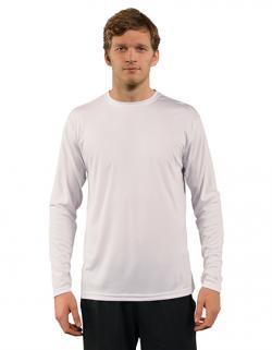 Herren Solar Performance Long Sleeve T-Shirt