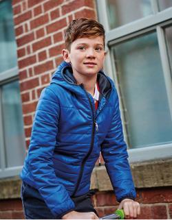 Kids Stormforce Thermal Jacket / Dauerhaft wasserabweisend