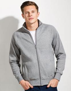 Men´s Zipped Jacket Sundae
