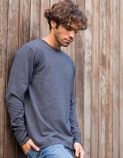 Herren Banff Sweatshirt / 70% regenerierte Baumwolle