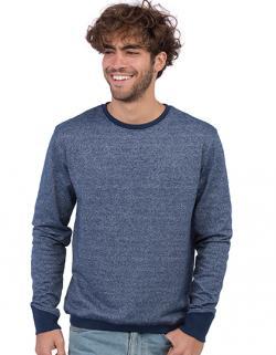Herren Galapagos Sweatshirt / 52% regenerierte Baumwolle