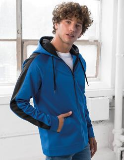 Herren Sports Polyester Zoodie