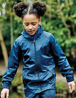 Kinder Regenjacke  Pro Stormbreak Waterproof Jacket