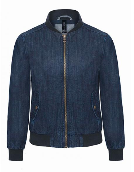 Jacket DNM Supremacy  / Damen Jeans Jacke