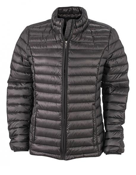 Ladies Quilted Daunenjacke / Damen Fashion Jacke