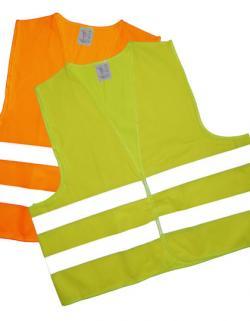 Safety Vest EN ISO 20471 - Sicherheitsweste