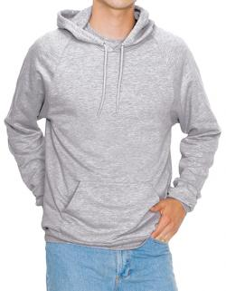 Herren California Fleece Pullover Hooded Sweatshirt