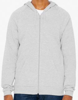 Herren California Fleece Zip Hooded Sweatshirt