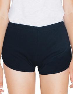 Damen Interlock Running Shorts