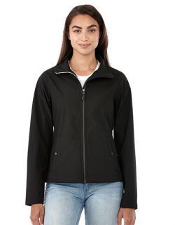 Damen Karmine Softshell-Jacket, 5000 mm Wasserdicht