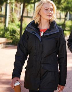 Damen Benson III Breathable 3 in 1 Jacket, Wasserdicht