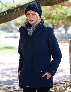Damen Darby III Insulated Jacket, Wasserdicht