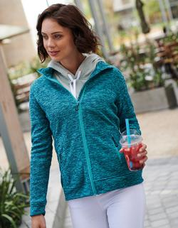 Damen Thornly Marl Fleece Jacket