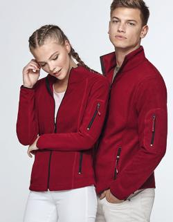 Damen Luciane  Microfleece Jacket,100% Polyester Microfleece