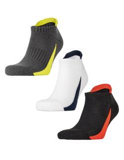 Herren Sneaker Sports Socks (3 Pair Pack)