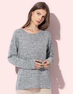 Damen Knit Sweater , produziert gemäß BSCI-Richtlinien