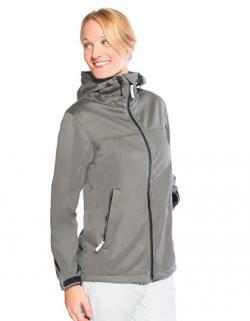 Women s Hoody Softshell Jacket