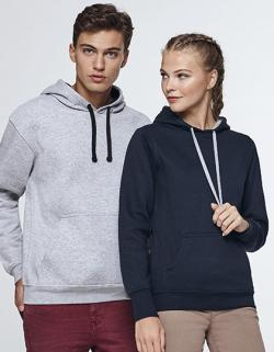 Damen Urban  Hooded Sweatshirt, Tailliert