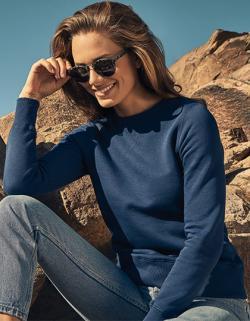 Damen X.O Sweater, leicht tailliert