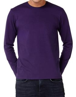 Herren T-Shirt #E190 Long Sleeve